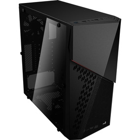 Gabinete Aerocool Cyberx Advance Mid Tower Gamer