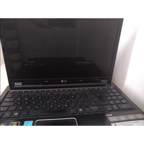 Vendo Notebook Lg A530 T.be76p1, Para Retirada De Peças, Sem
