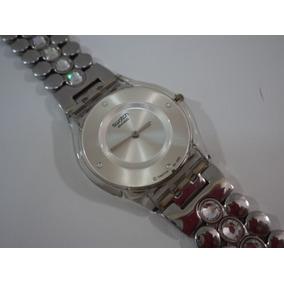 71a3dc36d0f Relogio Swatch Papel Original Em Campinas (leia)