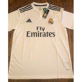 35f7266cebc38 Camiseta Real Madrid 2018 19 Modric Marcelo Isco Benzema