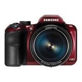 Camara Samsung Wb1100f 16.2mp Ccd Smart Wifi & Nfc