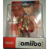 Amiibo Ike Super Smash Bros Wii U Switch Sellado Original