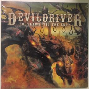 Devildriver - Outlaws Til The End ( Importado Zona Sur )