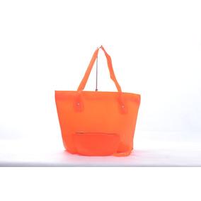 Bolsas De Silicone Moda Praia Kit Com 6