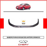 Babero Parachoque Delantero Chery Orinoco