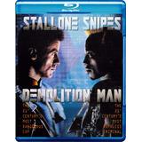 Blu-ray O Demolidor Dublado Stallone Snipes