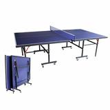 Mesa Ping Pong Reglamentaria 15mm Frontón / Juguetón