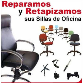 Reparacion De Sillas Oficina La Plata - Sillas de Oficina Con Ruedas ...