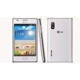 Lg Optimus L5 E612f 5.0mp, 3g, Wifi 4gb Android 4.1 Branco