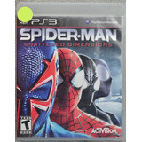 Spiderman Shattered Dimensions Ps3* Play Magic