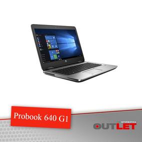 Notebook Hp Probook 640 G1 I5 4th 4gb 500gb