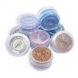 Sombra Asa De Borboleta Glitter Pigmento Bitarra - Cores