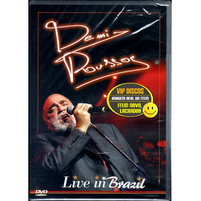 dvd demis roussos live in brazil