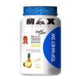 Top Whey 3w 900g Whey Protein Iso, Hidro - Max Titanium