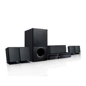 Home Theater Lg Lhd625 5.1 Canais Com Bluetooth 1000w