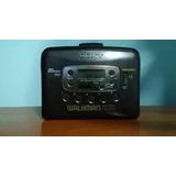 Walkman Cassette Sony Wm-fx221 Am/fm Cassette Coleccion