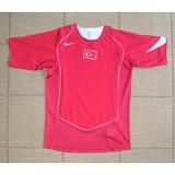 Camisa Turquia - Futebol no Mercado Livre Brasil 8d439f354fcb1