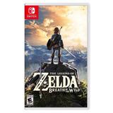 Zelda Breath Of The Wild - Switch