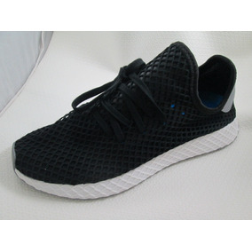 ceab08c9def Tenis adidas Deerupt Runner Tam 40 Original Cblack solred