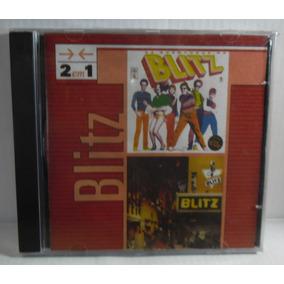 Kit Cd 2 Em 1 As Aventuras Da Blitz + Dvd Escute Blitz Lacra