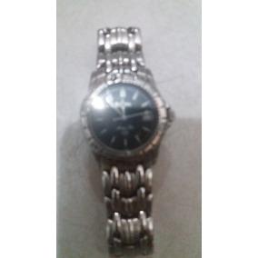 Relógio Bulova Raridade Modelo Exclusivo Pulseira Em Aço