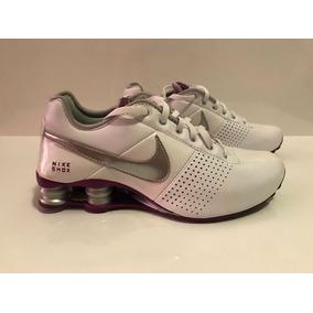 Tênis Nike Shox Deliver 4 Molas Original Branco