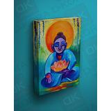 Buda Cuadro En Canvas
