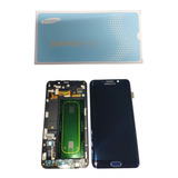 Tela Touch Frontal Display Lcd Galaxy S6 Edge Plus Sm-g928
