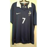 2204dcbab3 Camisa Seleção Da França 2014 Ribery - Modelo Paralela