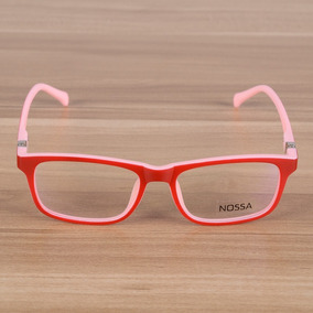 869638f86719f Armação Óculos De Grau Infantil Leve Flexível Crianças 3 A 6