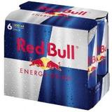 Energético Red Bull - Pack Com 6 Unidades
