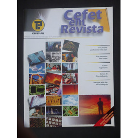 Cefet Em Revista - Nov 98 - Cefet-pr