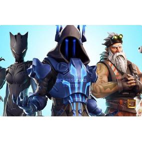 Fortnite Pase De Batalla 7, Pavos Ps4, Switch, Pc, Xbox