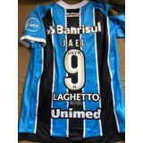 Camisa Gremio Jael - Camisas de Futebol no Mercado Livre Brasil 8df2f8d5bb688