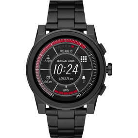 Relogio Digital Smartwatch Michael Kors Access Mkt5029 Preto