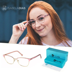 Armacao Isabela Dias De Grau - Óculos no Mercado Livre Brasil d46536e26d