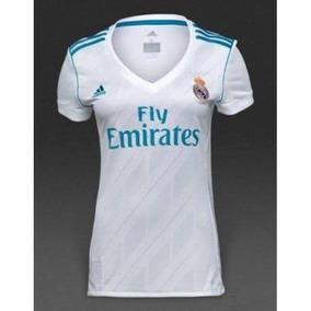Jersey Real Madrid Gris Dama Usado en Mercado Libre México 9824150cc4941