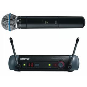 Microfones Sem Fio Pgx 24 Beta58 Shure Nay Pgx24beta58a