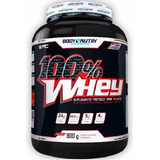 100% Whey Protein 900g. - Body Nutry