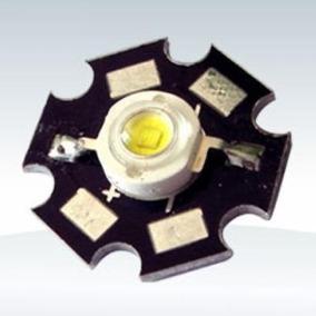 10 Unidade !!!power Led Chip 3w Branco Frio 10000k Frete $10
