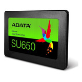 Adata Disco Duro Solido Ssd Sata Laptop Pc 480gb Su650