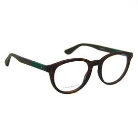 Óculos De Sol Armação Branca Tommy Hilfiger - Óculos no Mercado ... 1bc3728058