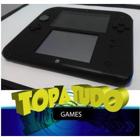 Nintendo 2ds Desbloqueado 32gb + Jogos Destravado