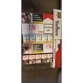Marlboro L&m Cigarrillos Cartón