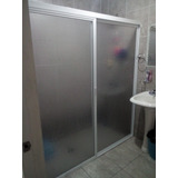 Cancel De Aluminio Para Baño