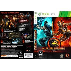 Midia Digital Mortal Kombat 9 Xbox360