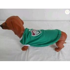 6f0172dbe8 Roupa Para Cachorro Do Fluminense! Roupas - Cachorros no Mercado ...