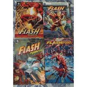 The Flash (barry Allen) De Geoff Johns Completo