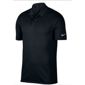 Playera Nike Golf Polo Victory Negra - Golf Tennis Casual