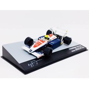 Fórmula 1 Toleman Gt184 Senna 1984 1:43 Ixo Acrílico C/danos
